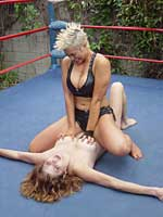 Nude & Topless Female Wrestling photos