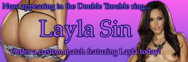 Custom Female Wrestling featuring Akira lane