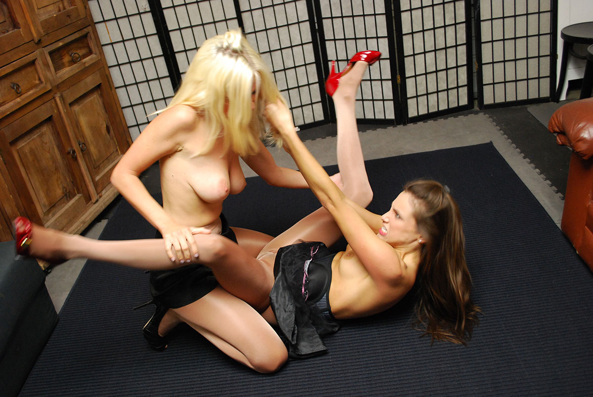 Hot Sexy Catfight
