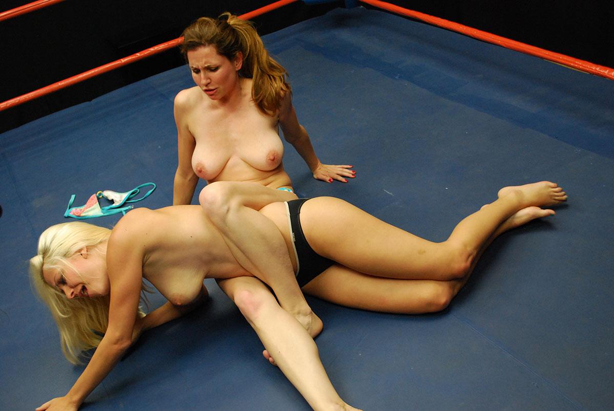 Female bound nude gif
