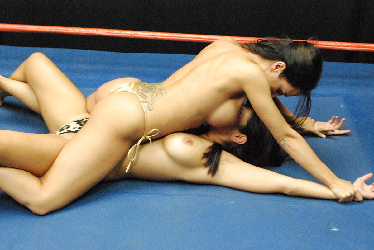 Nude Women Wrestling League