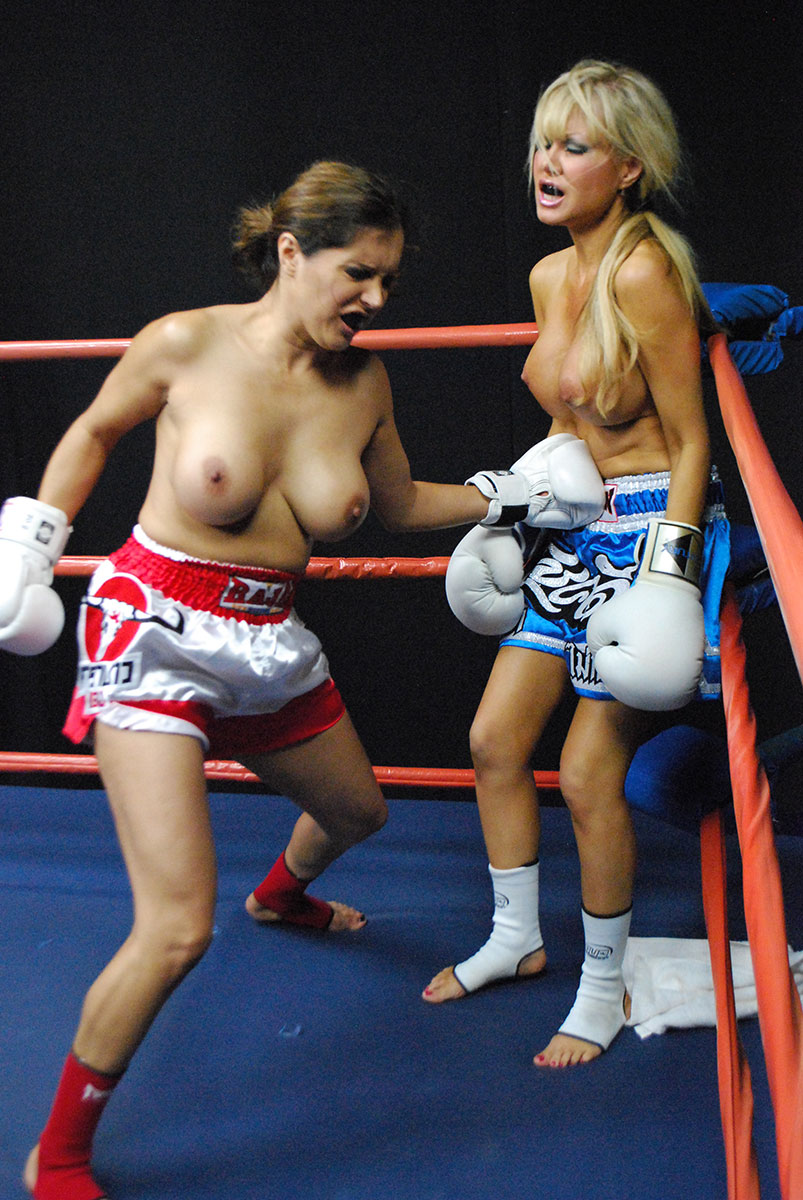 topless female boxing hentia