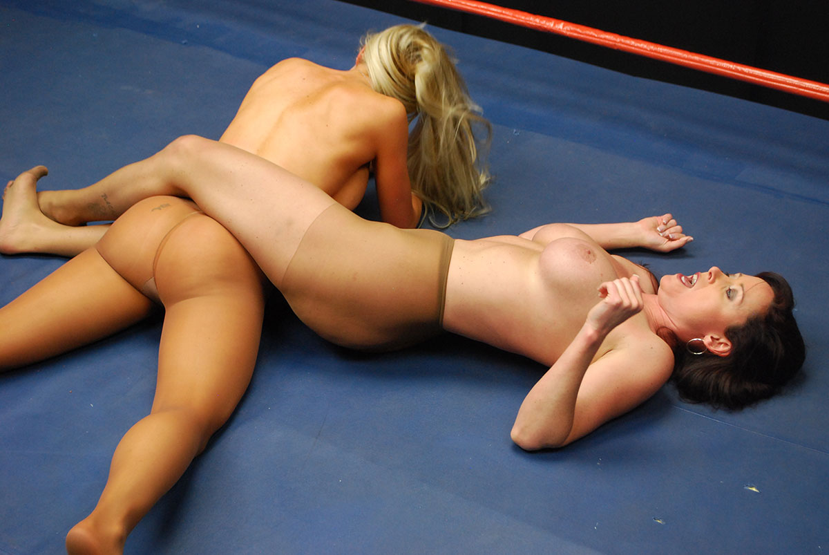 Cat erotic female fighting wrestling wrestling