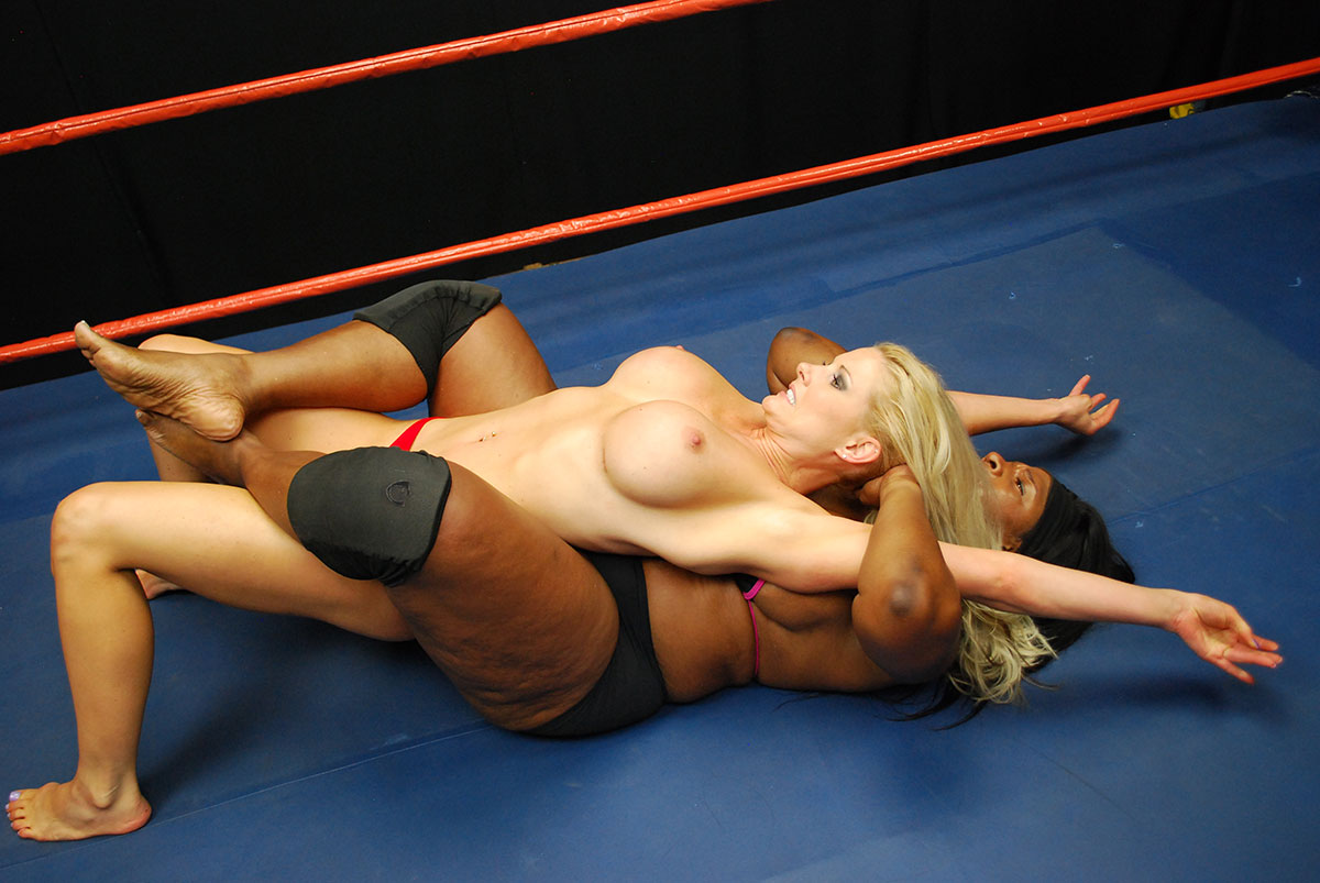 Topless boxing 2 matches 10