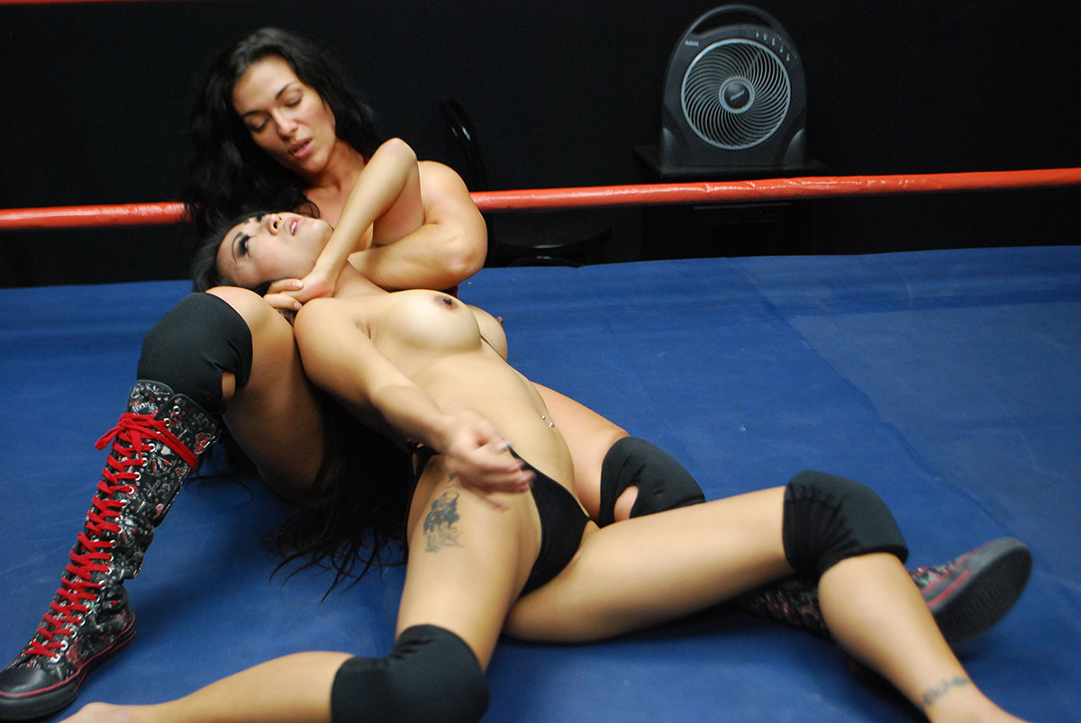Two hard bodies fuck until he cums inside her tight twat 2