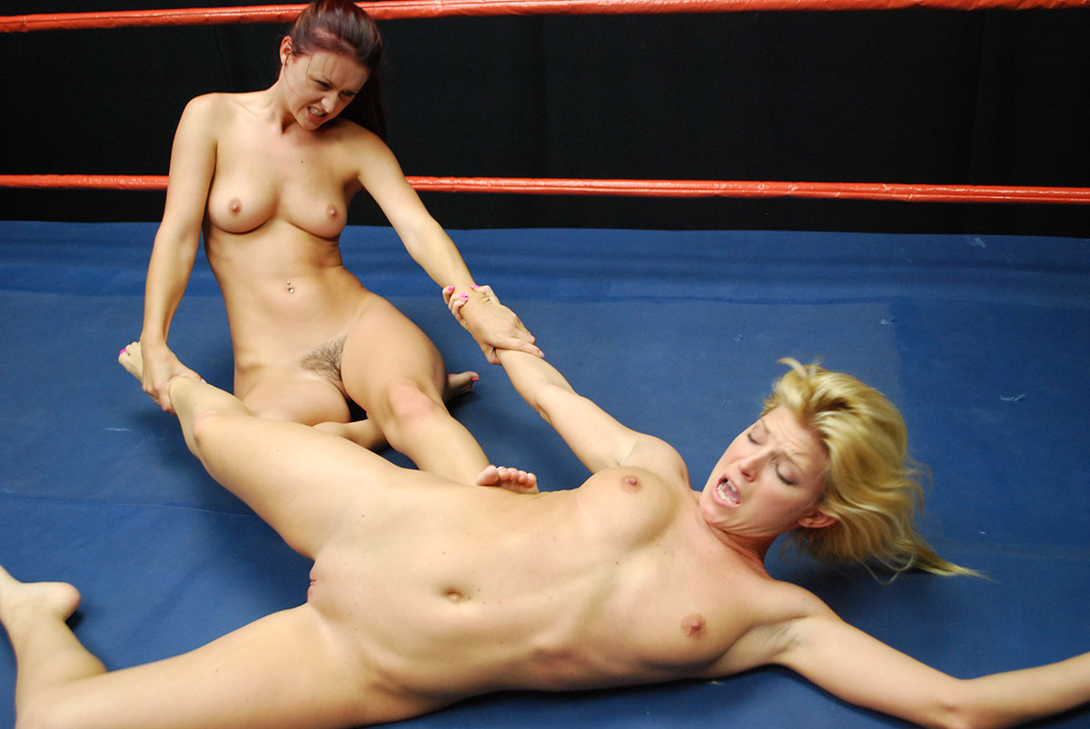 Female Wrestling - Catfights - Topless Boxing - Nude Wrestling-7279