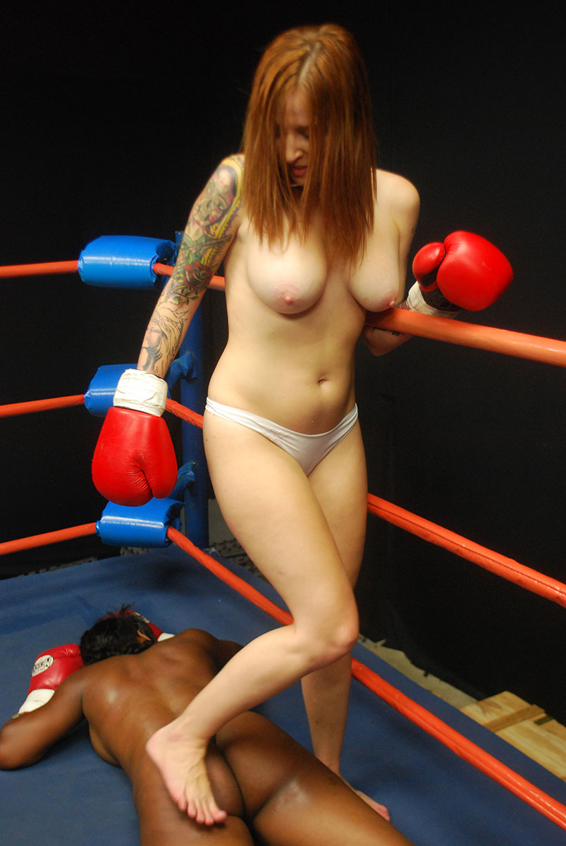 Ugly nude women boxing 11