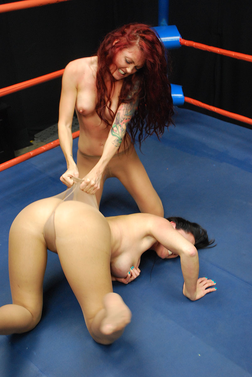 Sorry, this Female nude wrestling christina carter