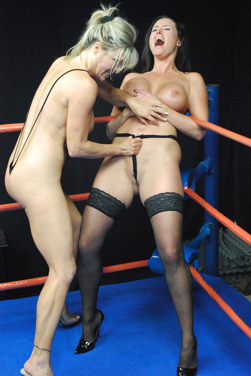 Tylene Buck Catfight-7586