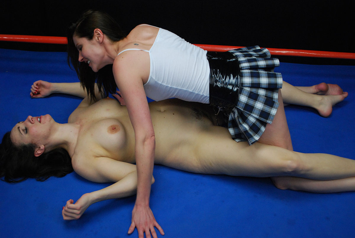 For Women wrestling nude Goes! have