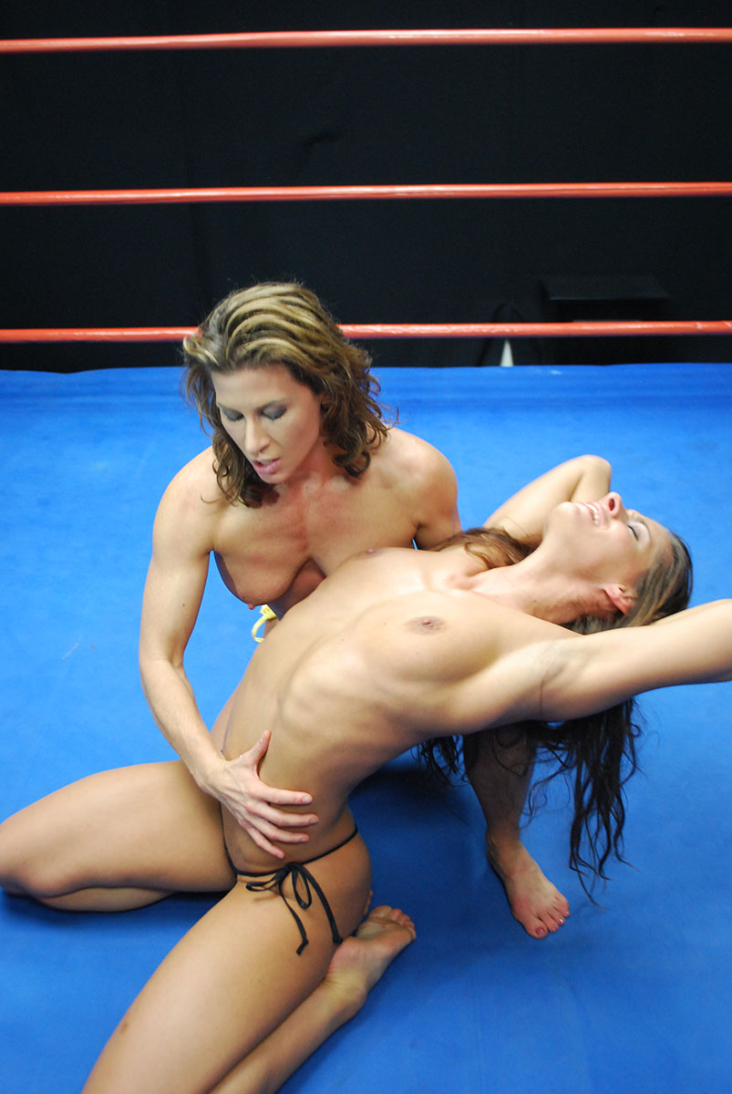 cali logan catfight