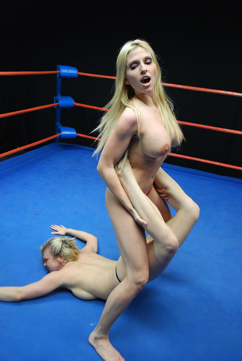 Sexy Female Wrestling