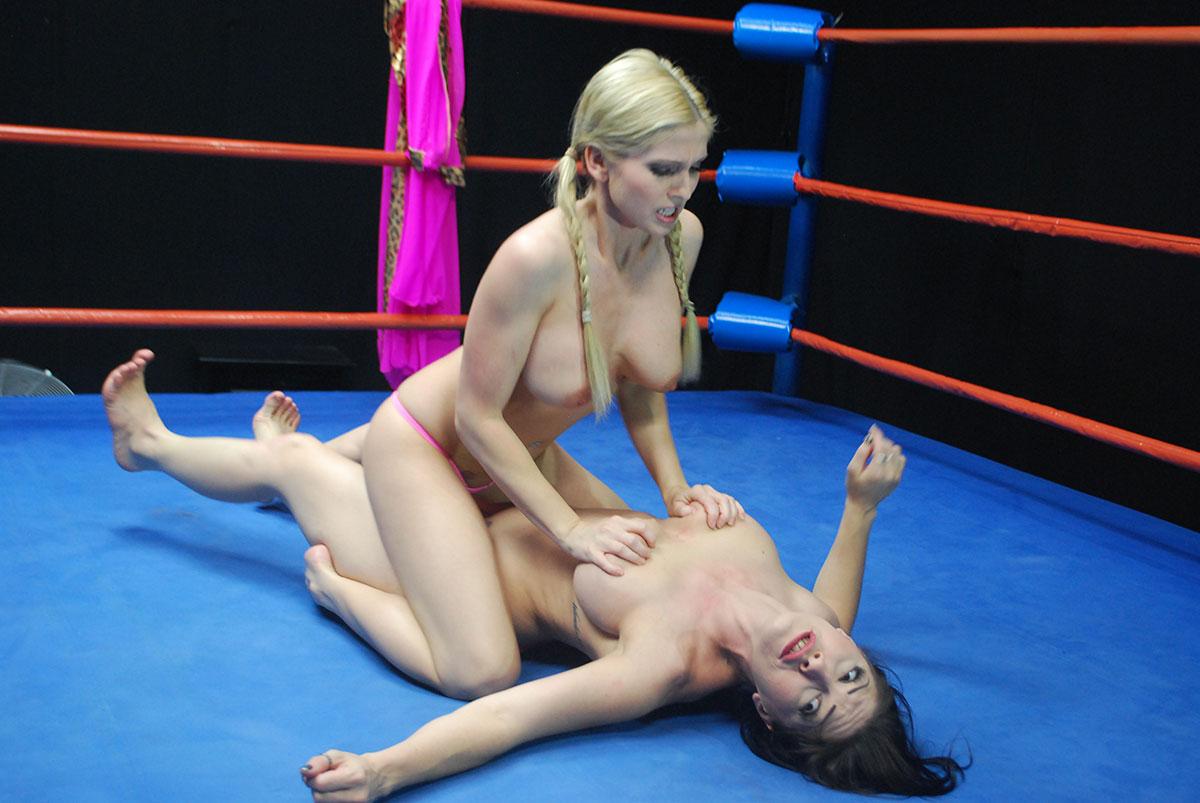 wedgie catfight