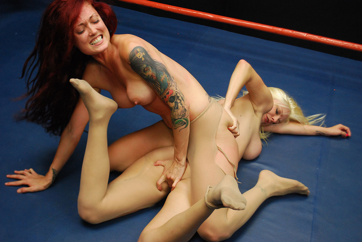 Catfight porn pics