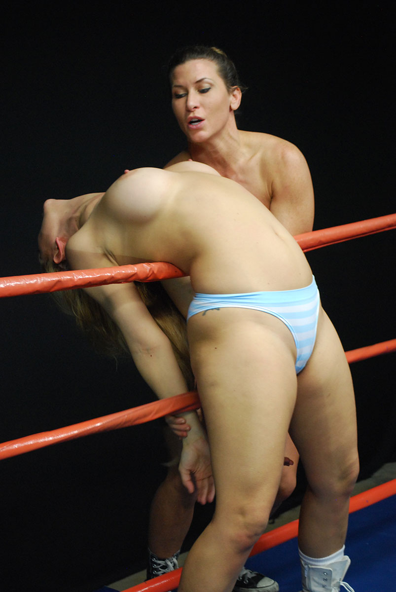 Asian nude wrestling