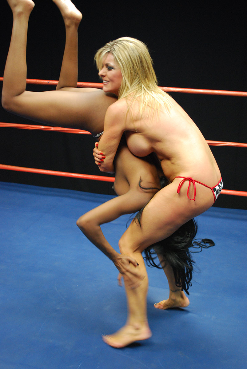 Wrestling Porno