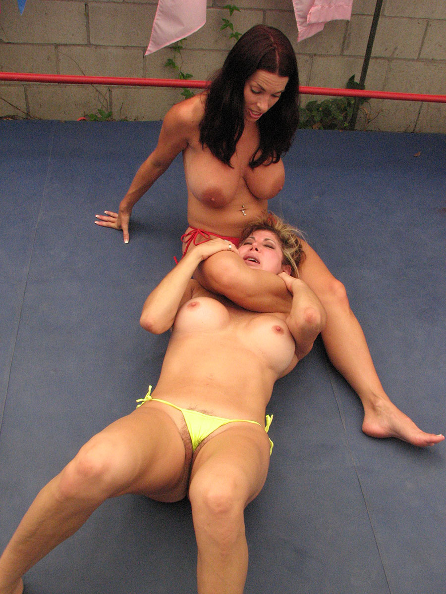 Wrestling Squirt