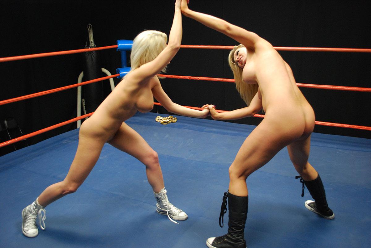 Nude wwe wrestling match