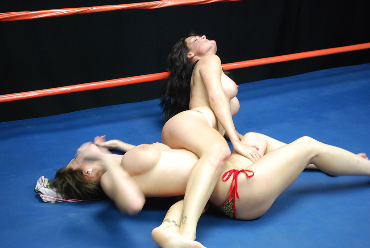 Pussyface female wrestling