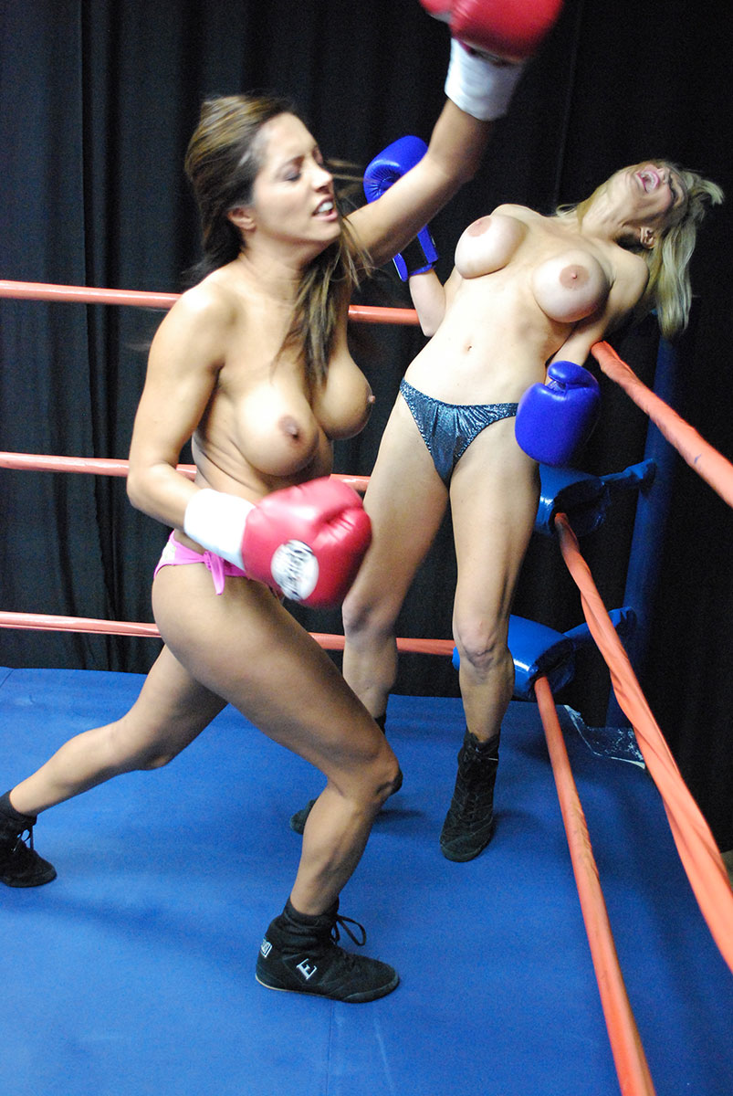 Indian Boxing Boobs