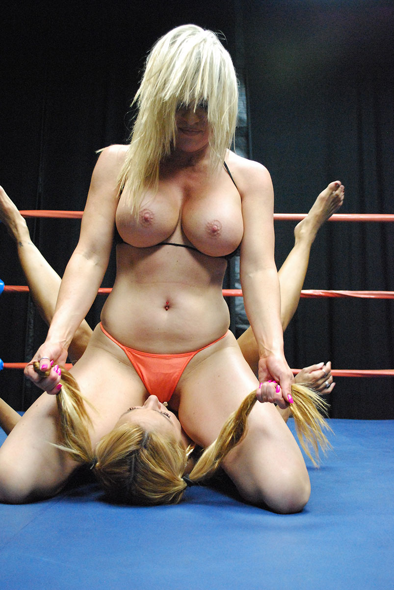 Exactly would naked female boxing happens