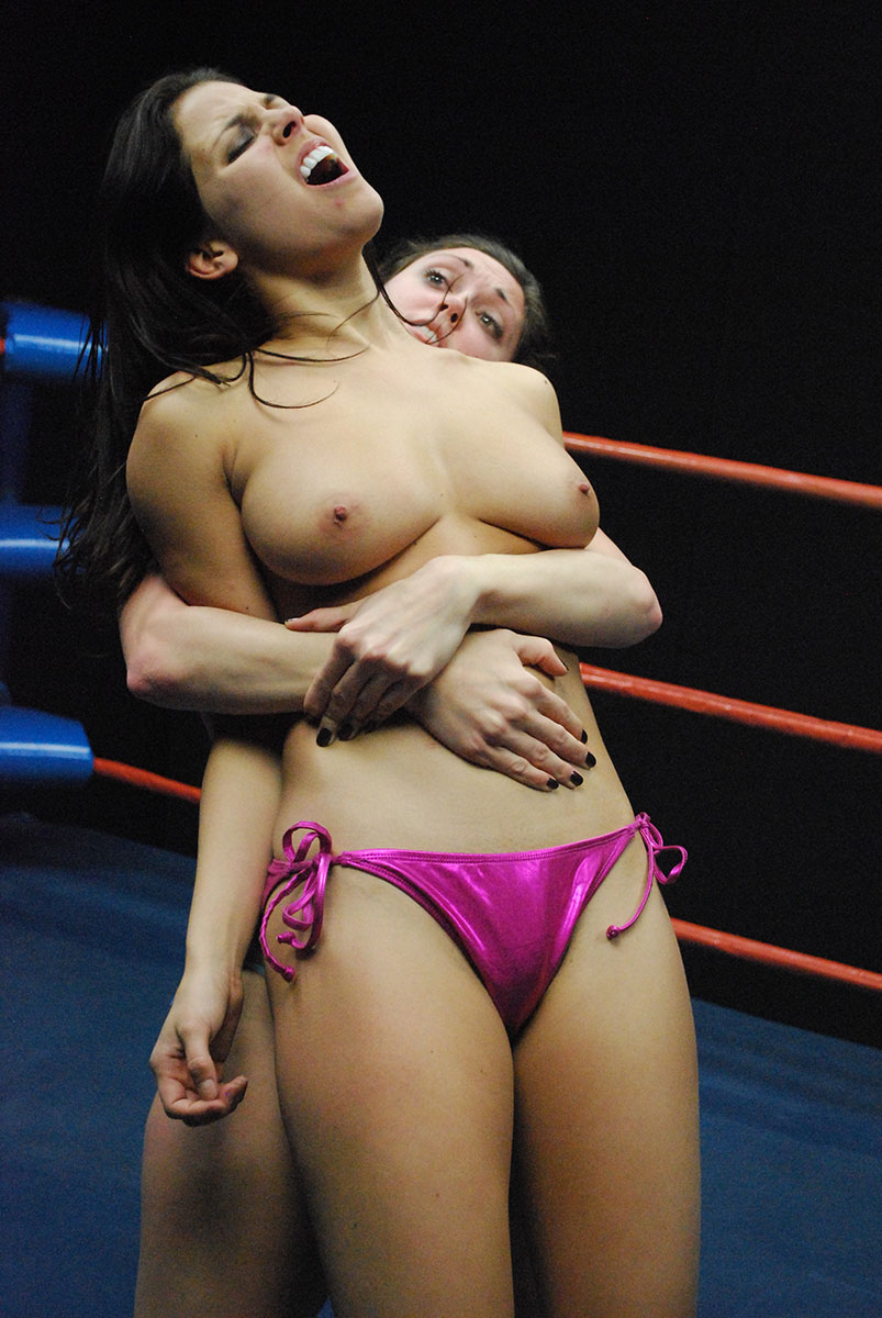 Nude Women Female Wrestling