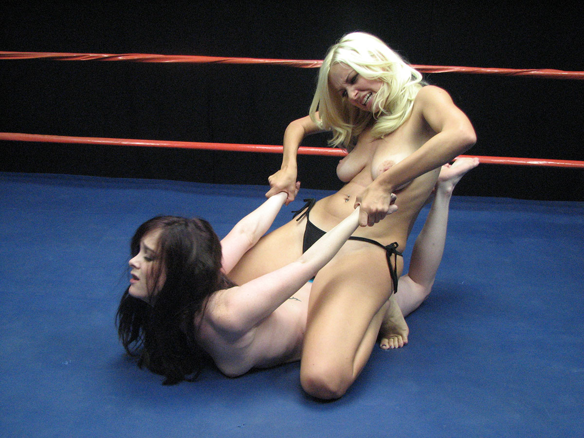 Catfight party babes 12