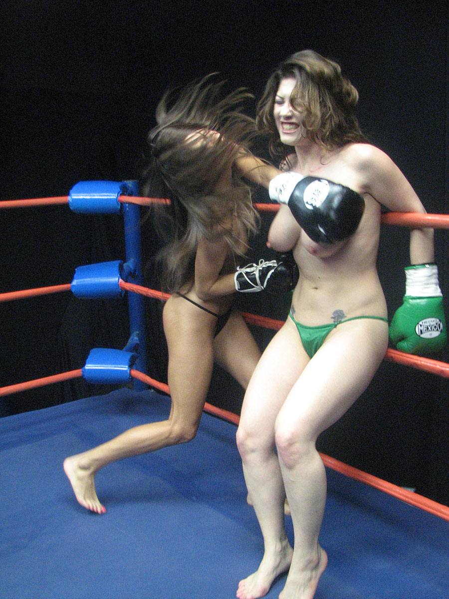 All Naked Female Boxing 70