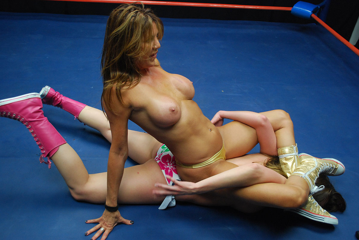 Tna female wrestlers nude — img 6