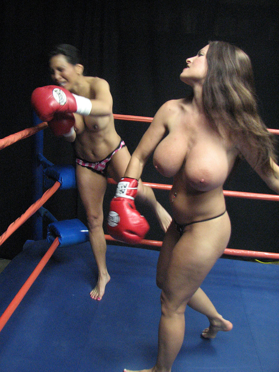 Fights and tits
