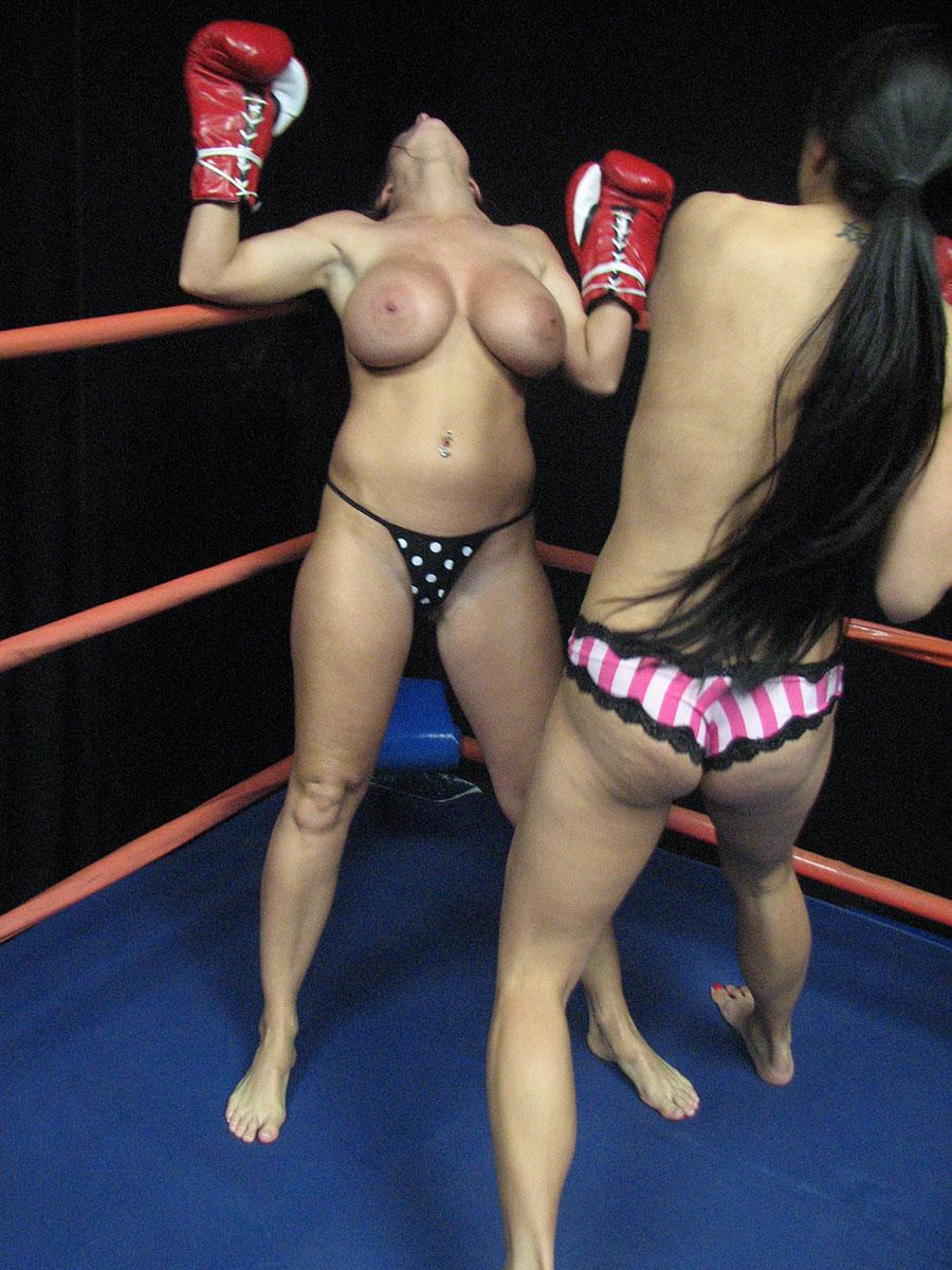 женский эротический бокс видео наслаждению примкнула