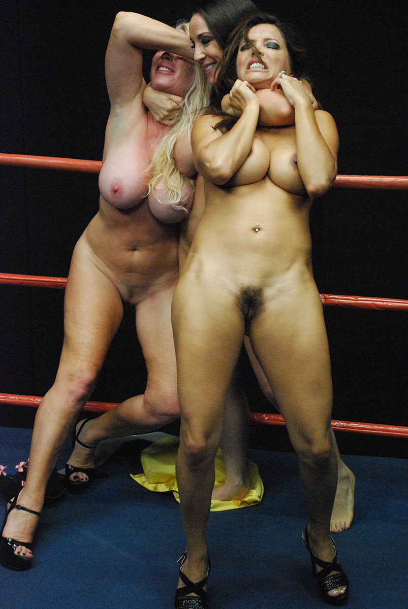 Catfight undress