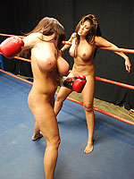 Understand you. Sexy nude women boxing with you