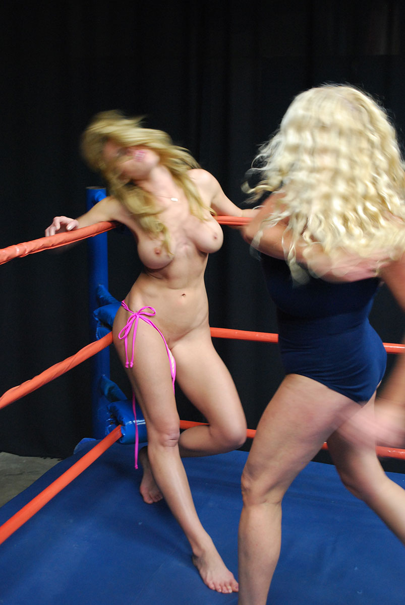 topless boxing randy moore