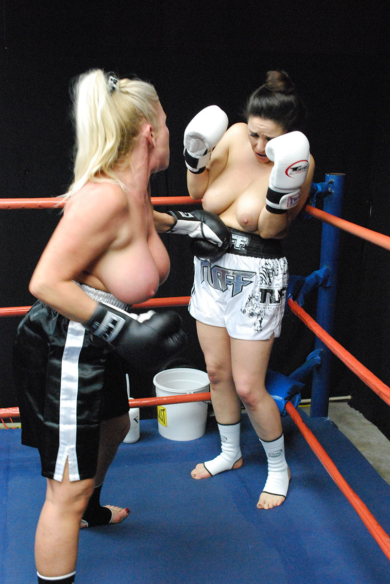 Topless boxing bitches xfantasy