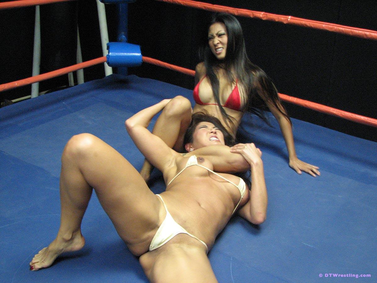 Nicole oring vs ashley rose