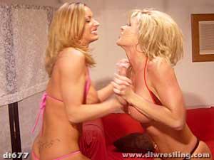 Double Trouble Female Wrestling