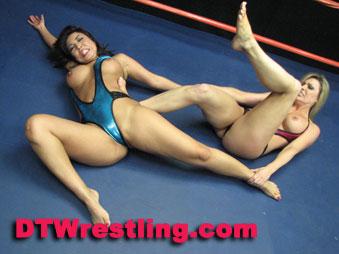 Double Trouble: TYLENE VS. AKIRA/JC VS. ARIEL/AKIRA VS. RANDY